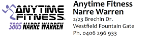 Anytime Fitness Narre Warren