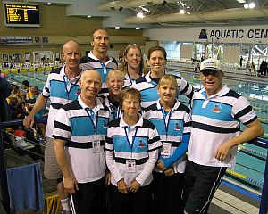 2008 Perth World Champs team